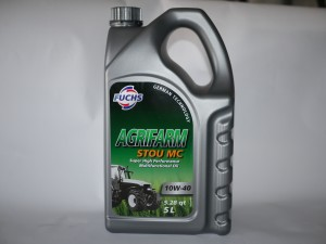 AGRIFARM STOU MC 10W40 - 5 litrów