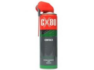 CONTACX 500ML DUO SPRAY Czyszczenie elementów elektroniki