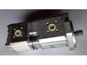 Pompa hydrauliczna podwójna Claas Lexion 460