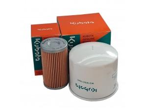 Zestaw filtrów silnika Kubota L5040