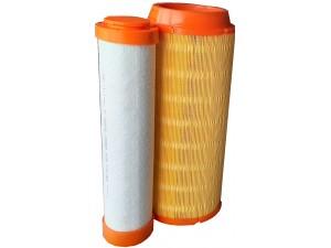 Zestaw filtrów powietrza Fendt, Deutz, MF