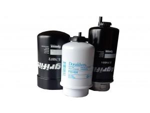 Zestaw filtrów silnika John Deere 6620