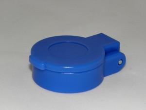 Osłona przeciwpyłowa KM DN12-BG3 niebieska 81515013